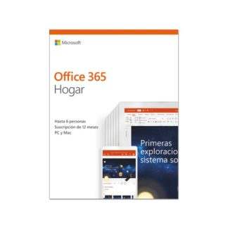 office 365 hogar 6 pc