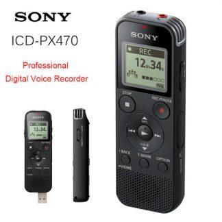 Grabadora de voz digital PX470 de la serie PX